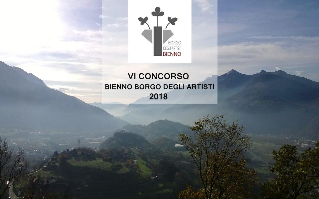 Bienno: il Borgo degli Artisti chiama! [scade: 31/03/2018]