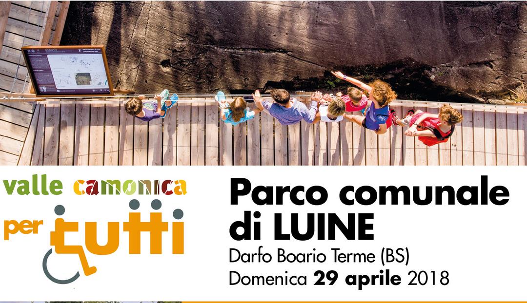 """Valle Camonica per tutti: una """"giornata Unesco"""" a Luine con Enrico Intra"""
