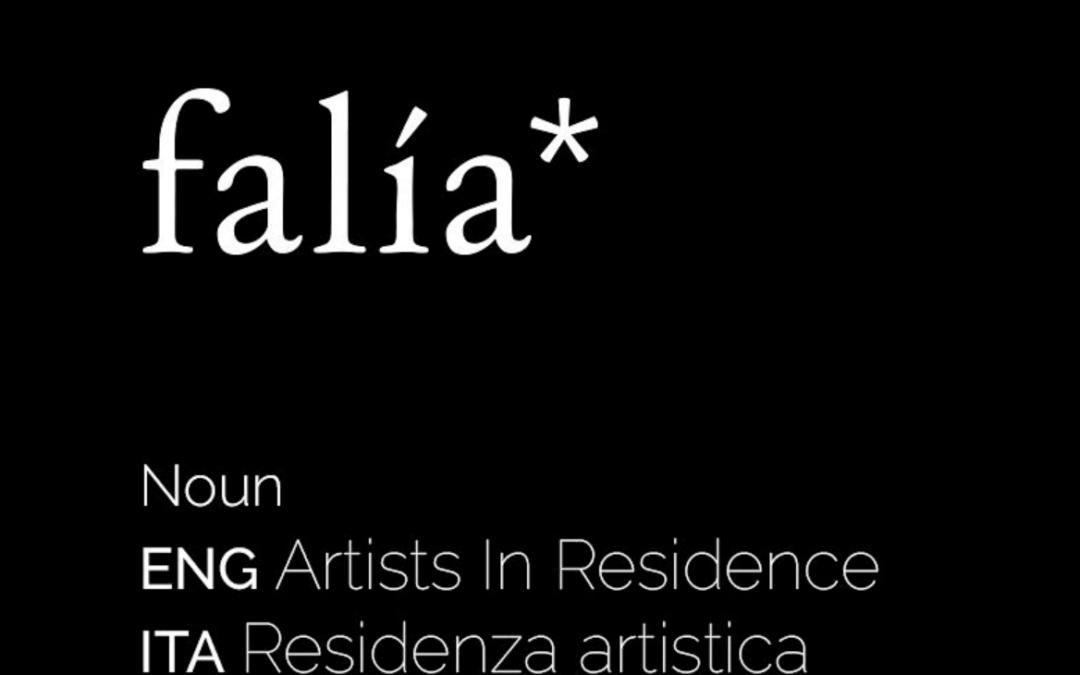Falìa, la nuova residenza artistica di Lozio