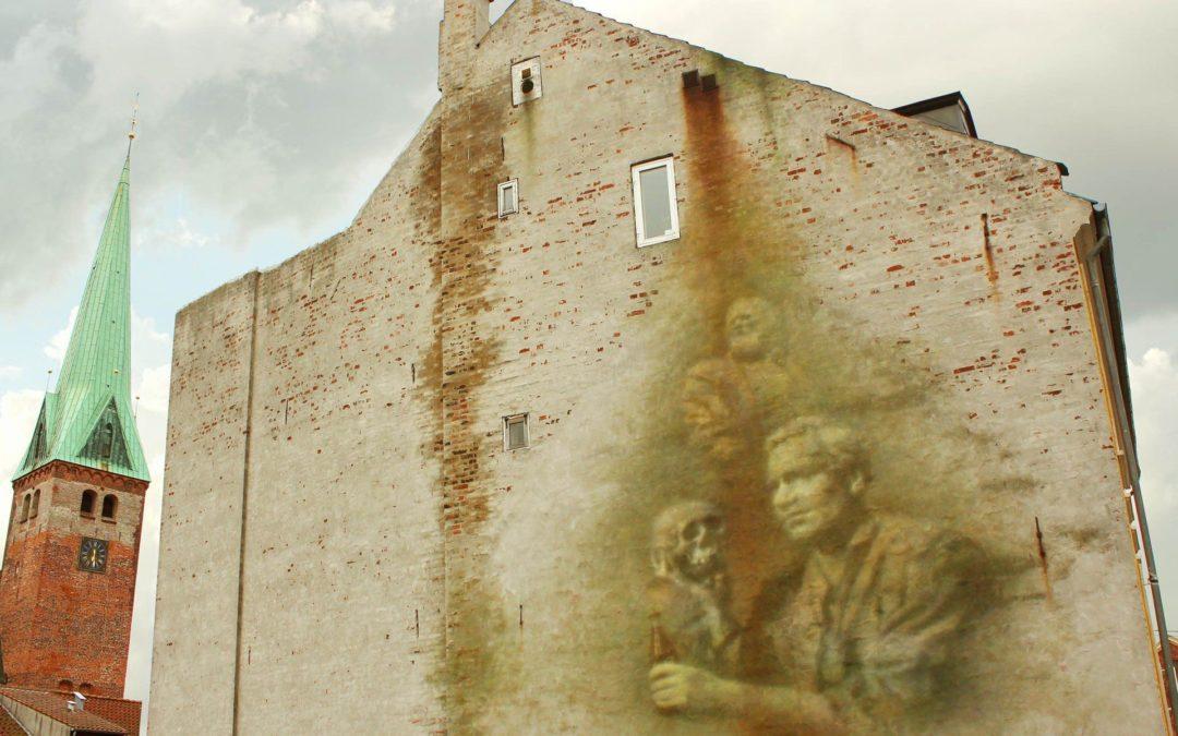 ERON per Wall in Art a Cevo, così inizia l'edizione 2018 [30 giugno-6 luglio]