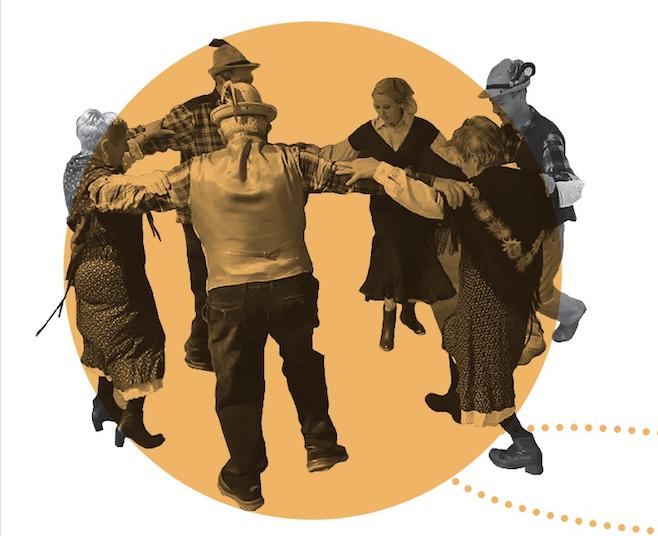SI APRANO LE DANZE! Un corso di danza con i passi della tradizione