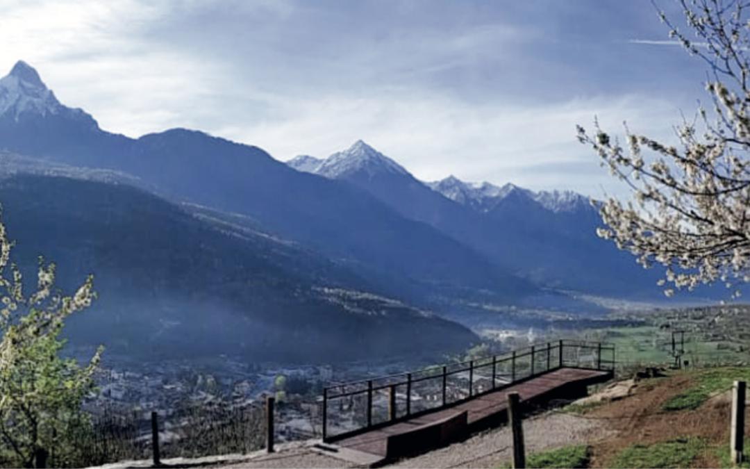 Valle Camonica per tutti: un nuovo percorso con accessibilità migliorata al Parco di Seradina-Bedolina