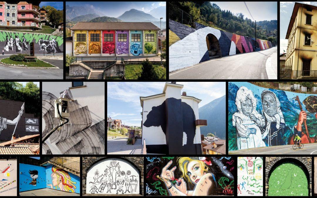 Muri contemporanei. Esperienze di street art a confronto –  Wall in Art [Del Bene e del Bello 2019]