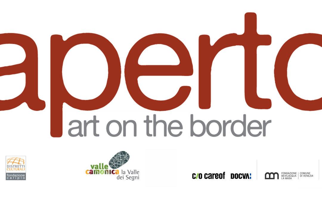 aperto_2019 art on the border [Del Bene e del Bello 2019]