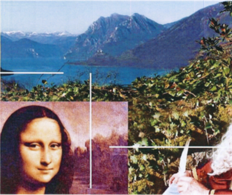 Mostra «De Colore». Leonardo e l'interpretazione contemporanea, a cura di Barbara Crimella [Del Bene e del Bello 2019]