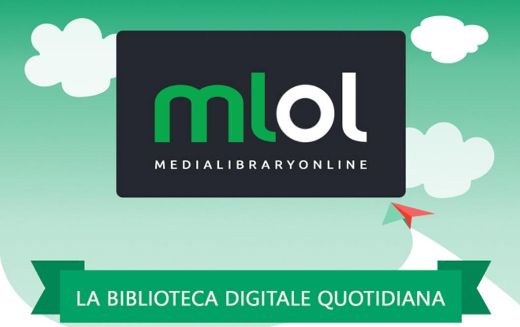 #iorestoacasa e leggo con MediaLibraryOnLine