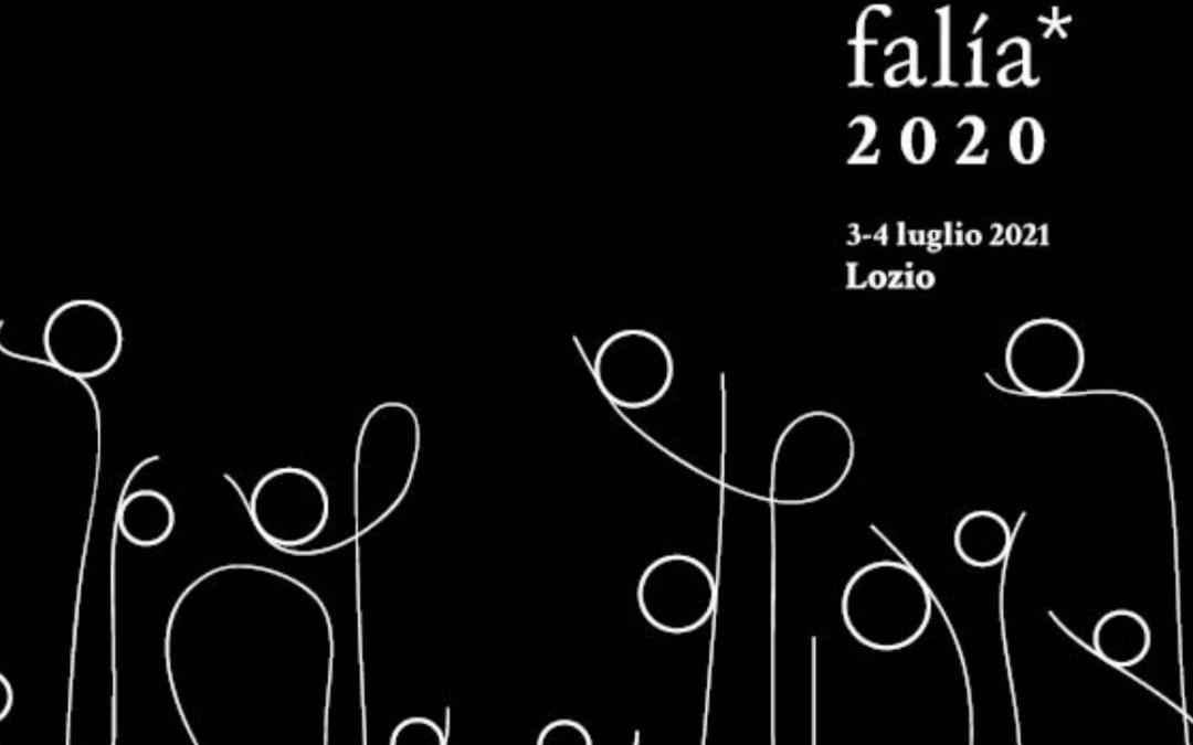 Il 3 e il 4 luglio Falía accende la scintilla dell'arte a Lozio – Intervista a Alice Vangelisti