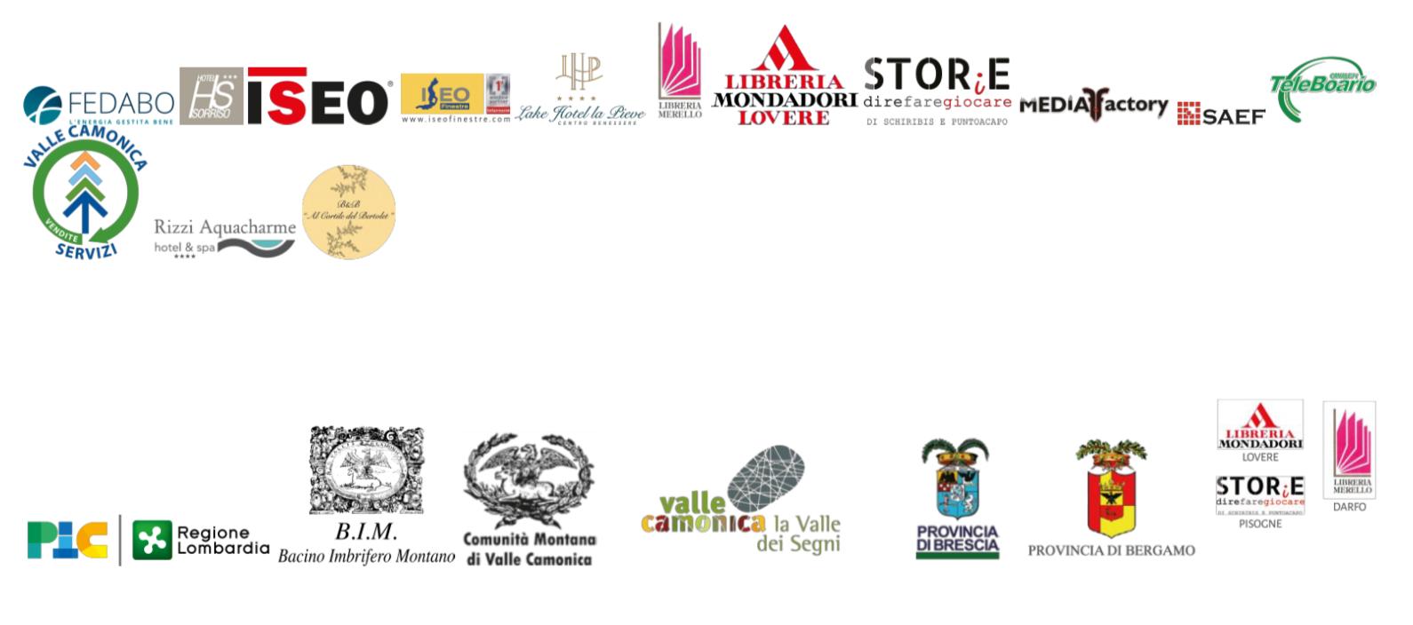 sponsor e sostenitori OltreConfine Festival 2021