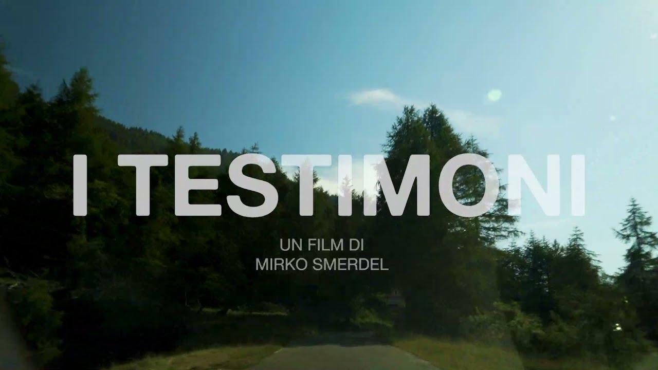 """un fotogramma del film """"i testimoni"""" di mirko smerdel"""