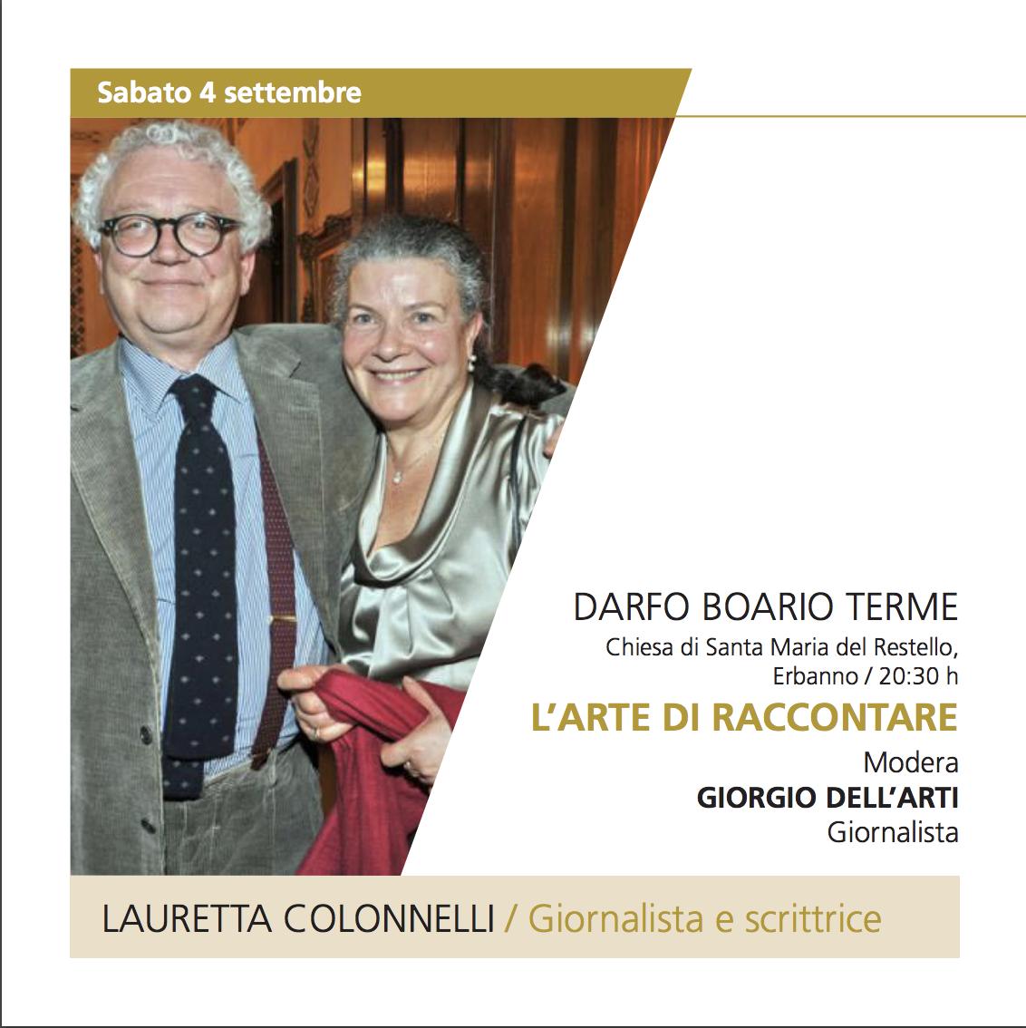 Lauretta Colonnelli - dADA Valle Camonica