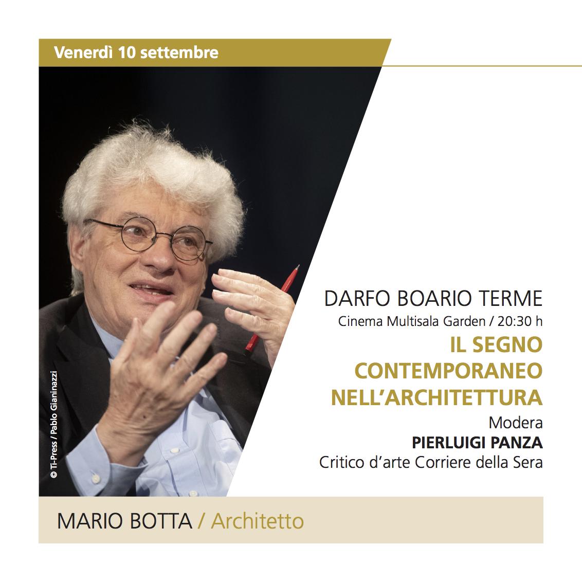 Mario Botta - dADA Valle Camonica