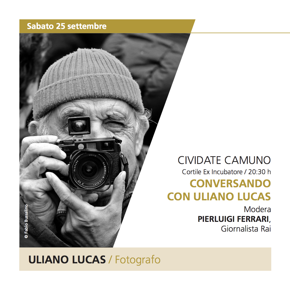 Uliano Lucas - dada valle camonica