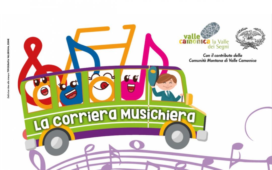 La Corriera Musichiera nelle RSA della Valle Camonica